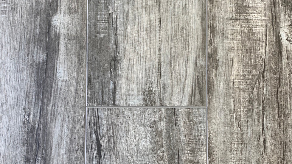 7mm with pad vinyl plank click colour stormy