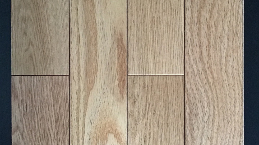 Red Oak Natural 3.25 wide made in Canada