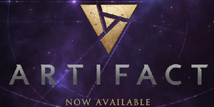 Artifact-Game-Logo-Screenshot