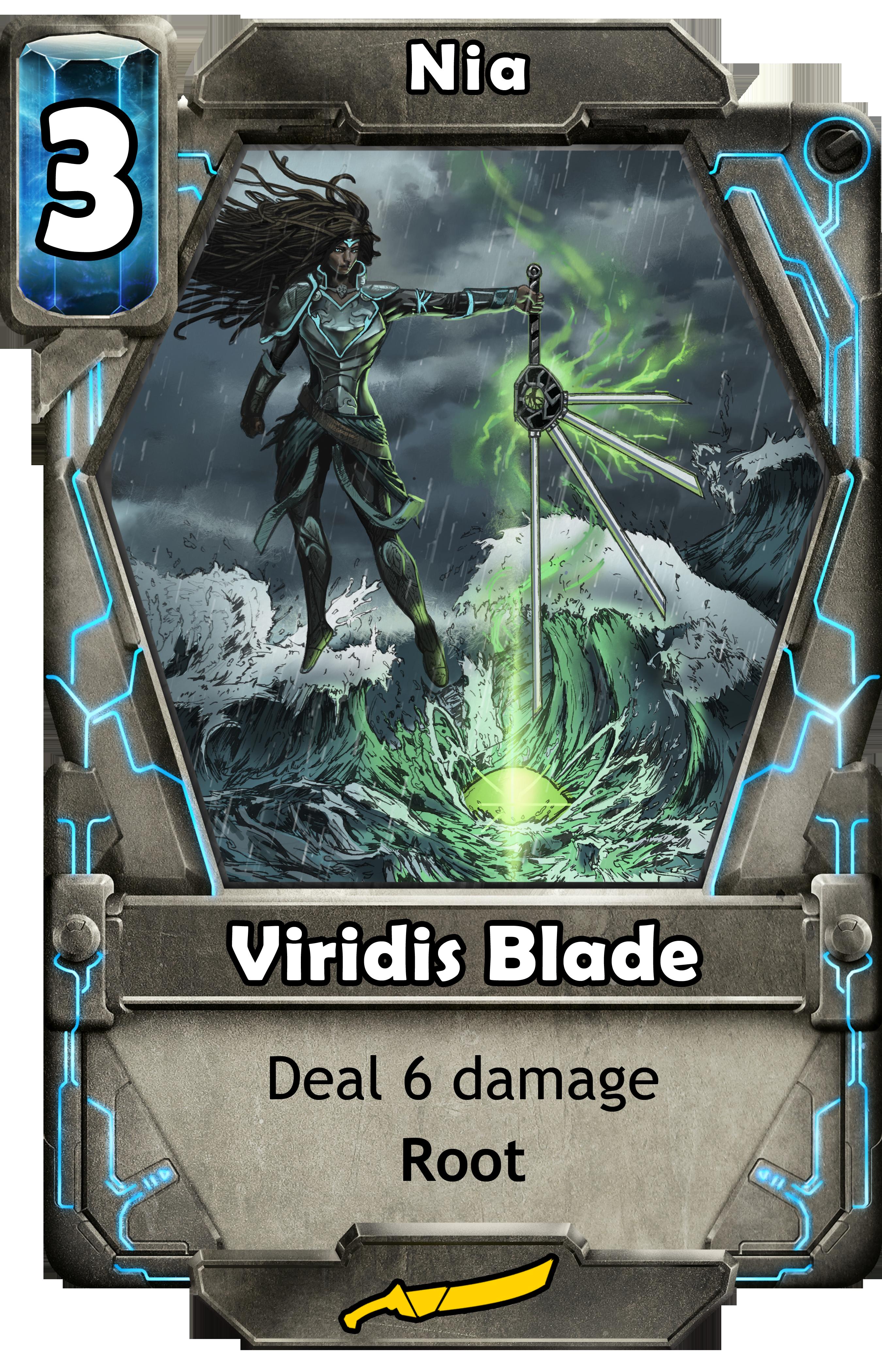 Viridis Blade