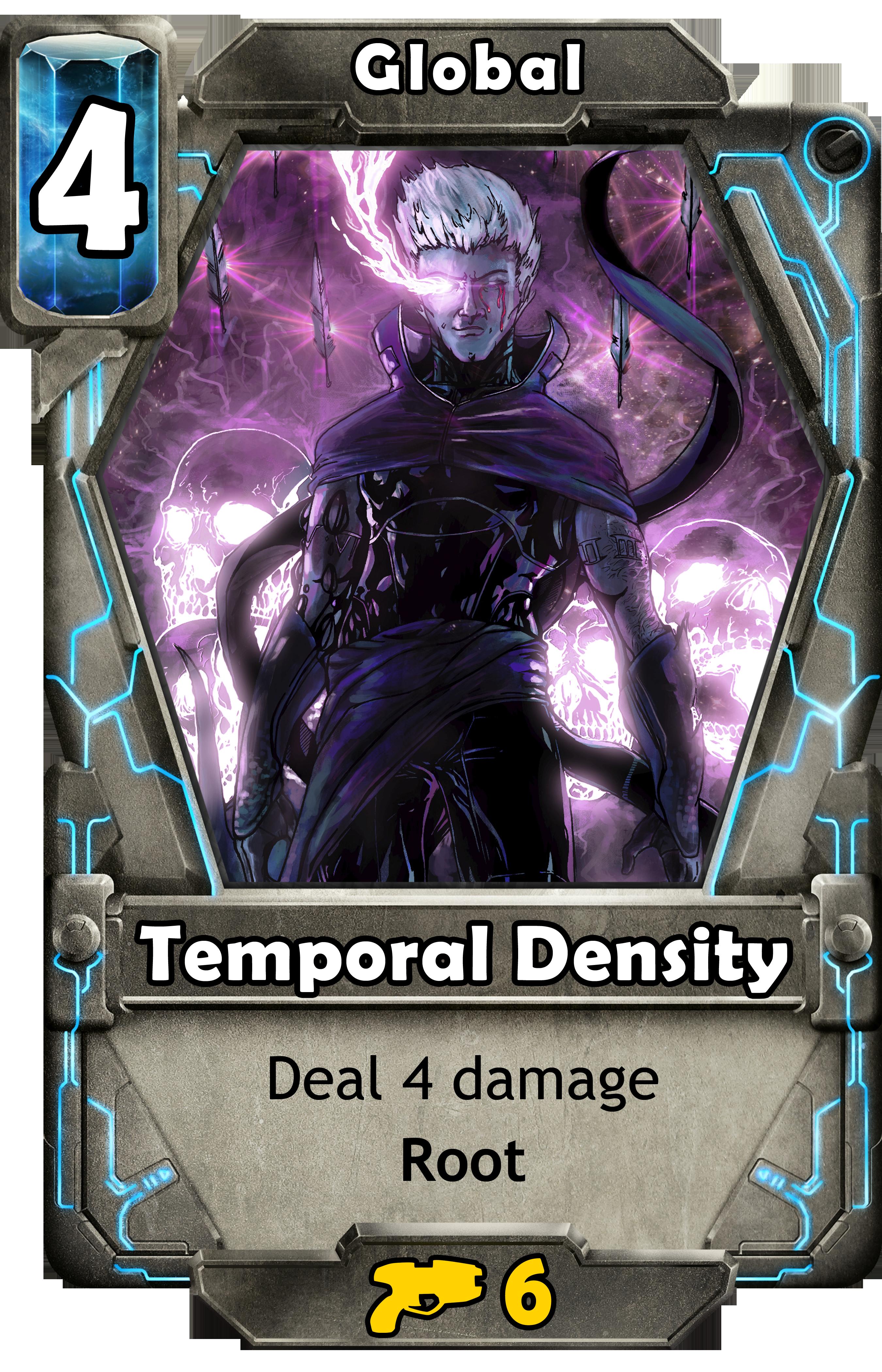 Temporal Density