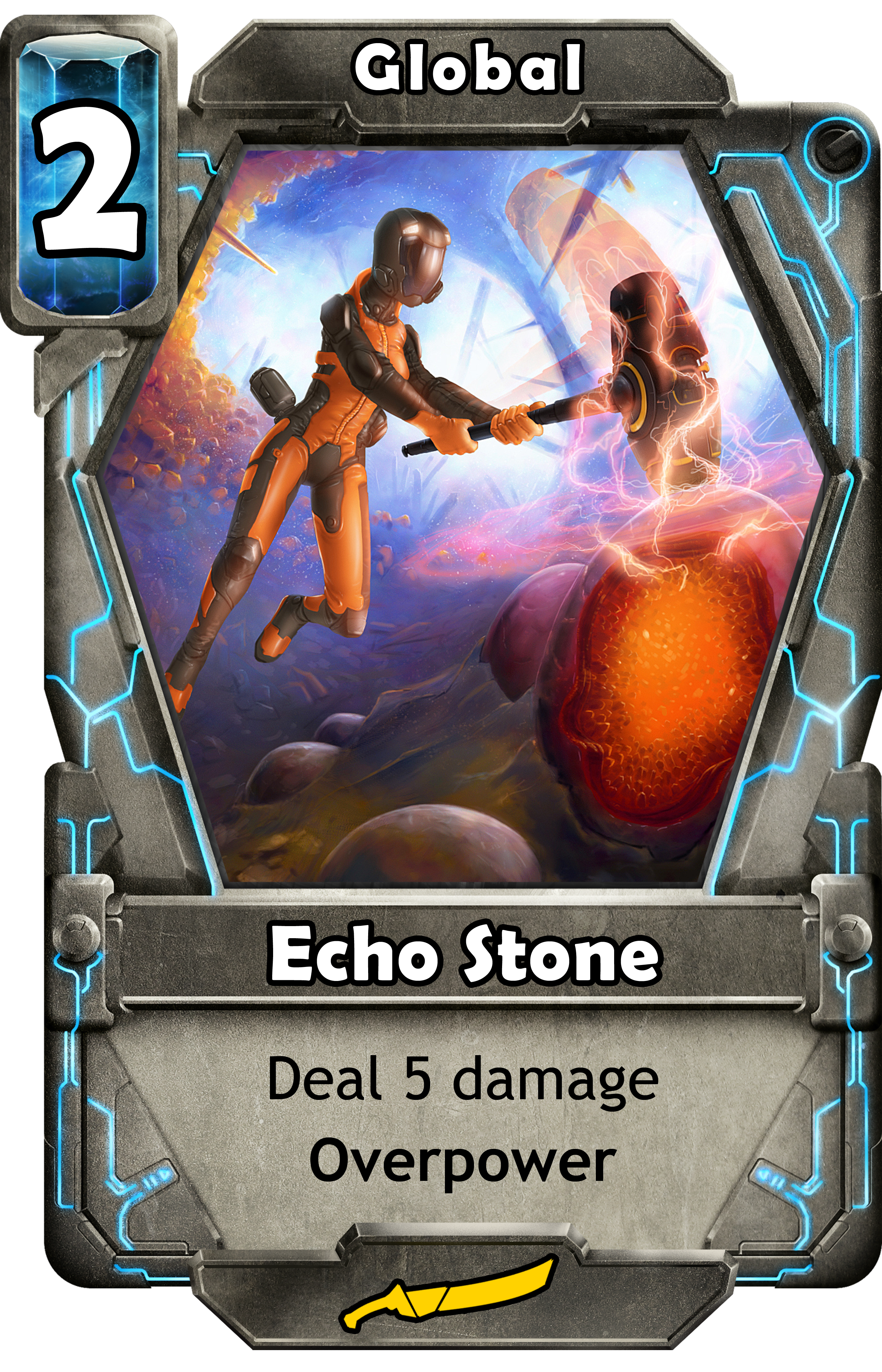 Echo Stone
