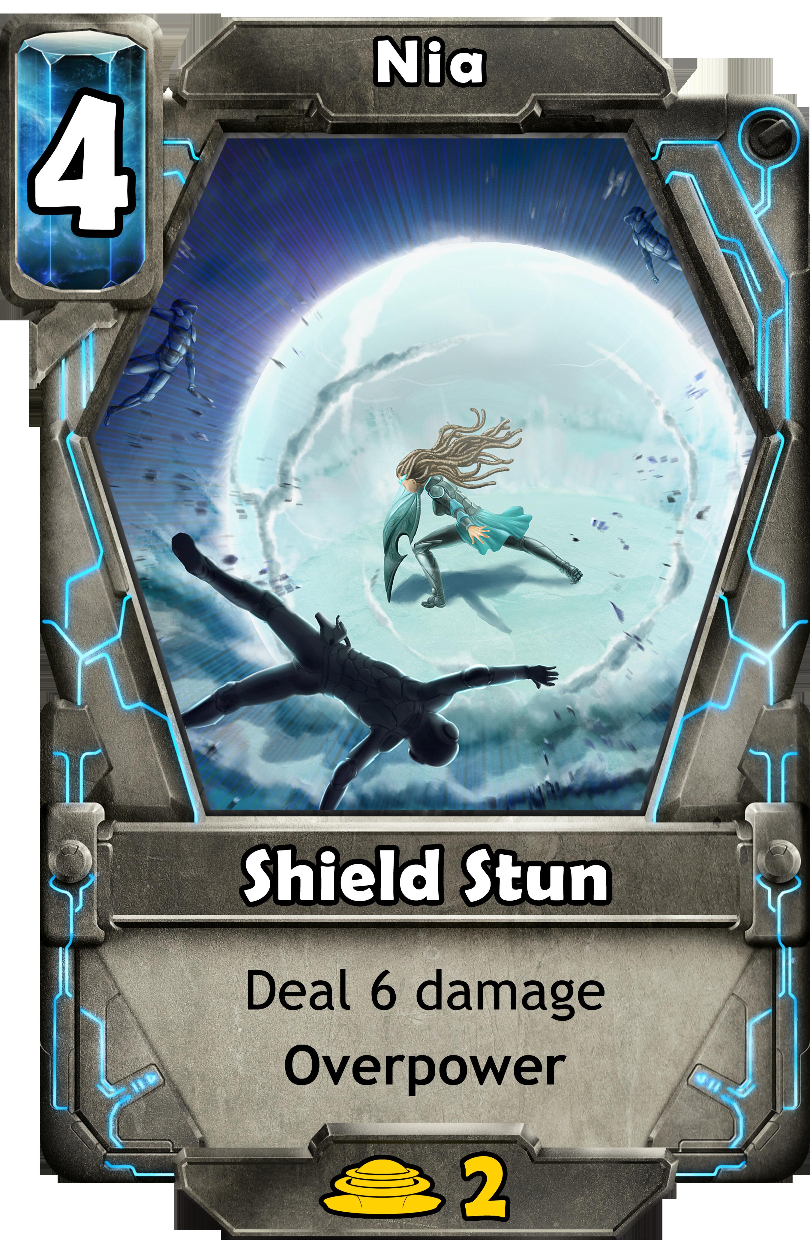 Shield Stun