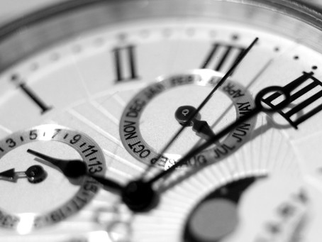 Time: Our Most Valuable Asset