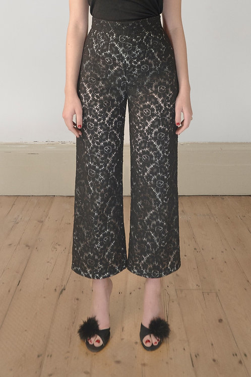 PIAZZETTA TROUSERS - Made to order