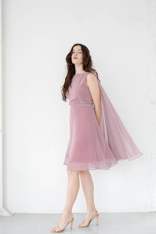 ALBA SHORT DRESS