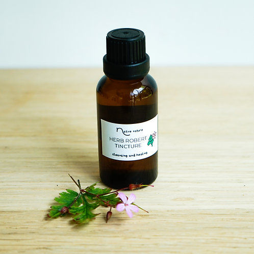 Herb robert tincture