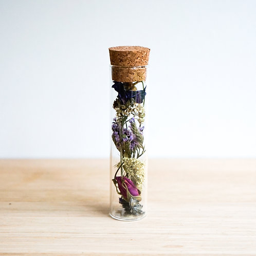 Dried flowers from Vlieland