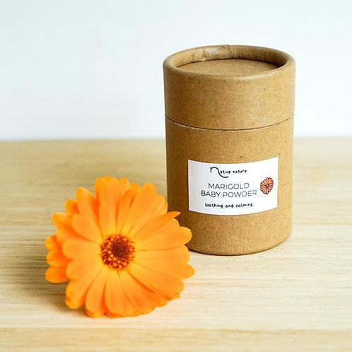 Marigold baby powder