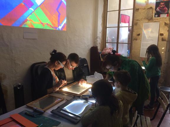 Atelier d'initiation
