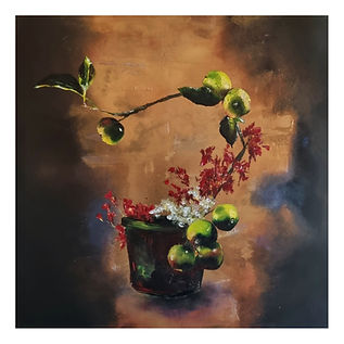 Ikebana with apples_Garth_Nichol.jpg