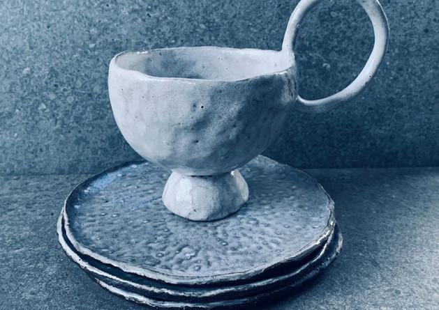 shut up and relax ceramics