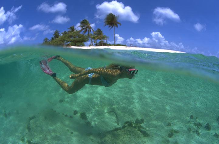 grenada-snorkeling