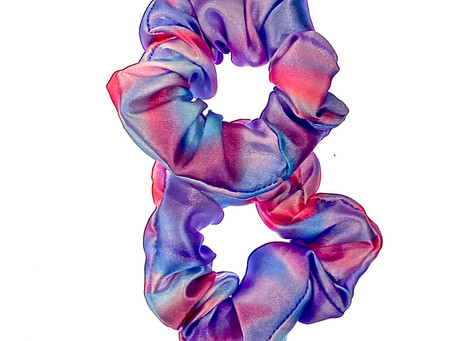 Scrunchies, one for every occassion