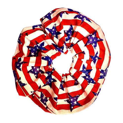 Miss America Scrunchie