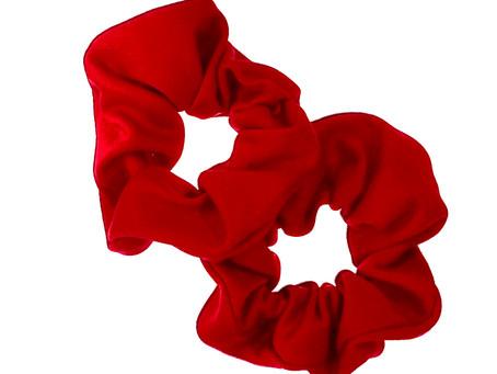 Benefits of a Velvet scrunchie