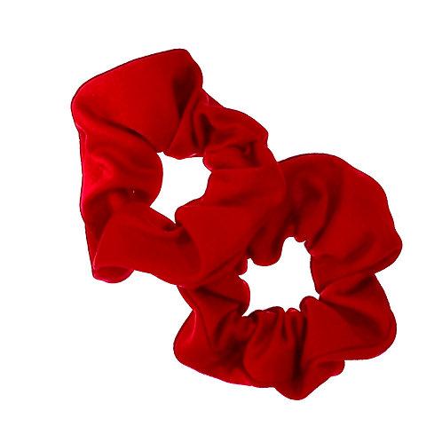 Ruby Red Scrunchie