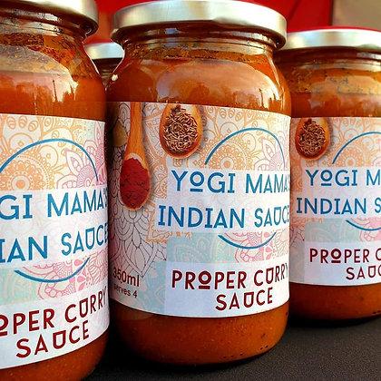 Proper Curry Sauce