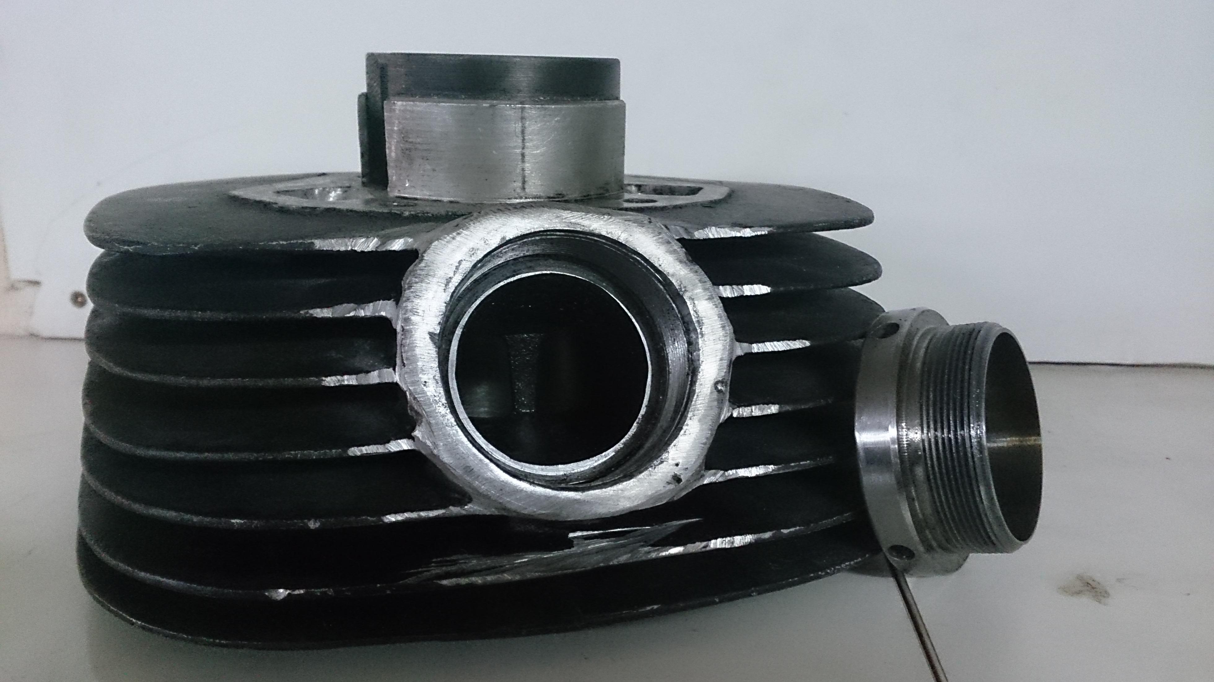 Rosca cilindro Ossa 160