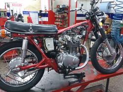 HONDA CB450 1972 - 1