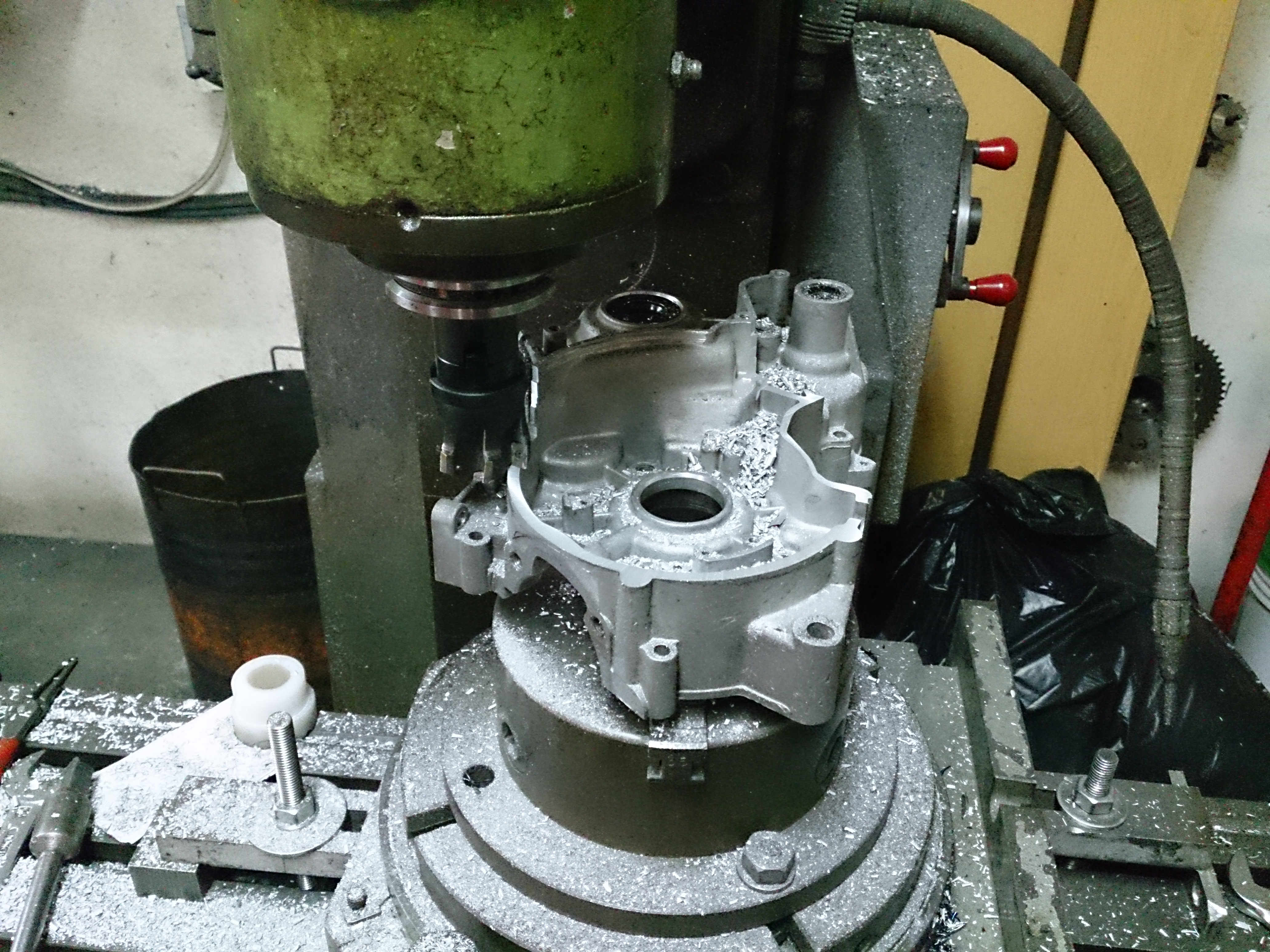 Mecanizados especiales