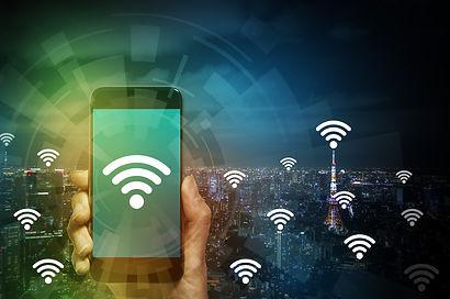 celular rede wireless