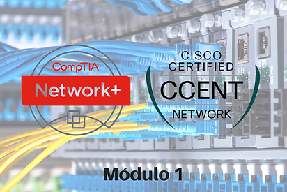 compTIA Cisco Certified módulo 1