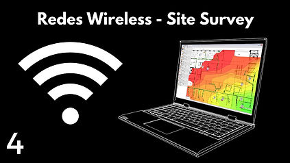 redes wireless site survey