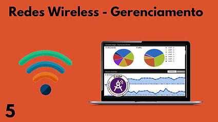 redes wireless gerenciamento