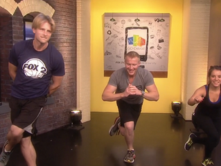 """TBF Does """"Get Fit"""" on Fox News"""