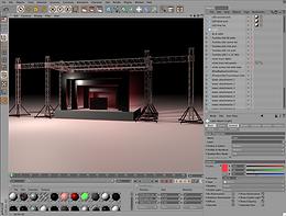 CAD based Show design