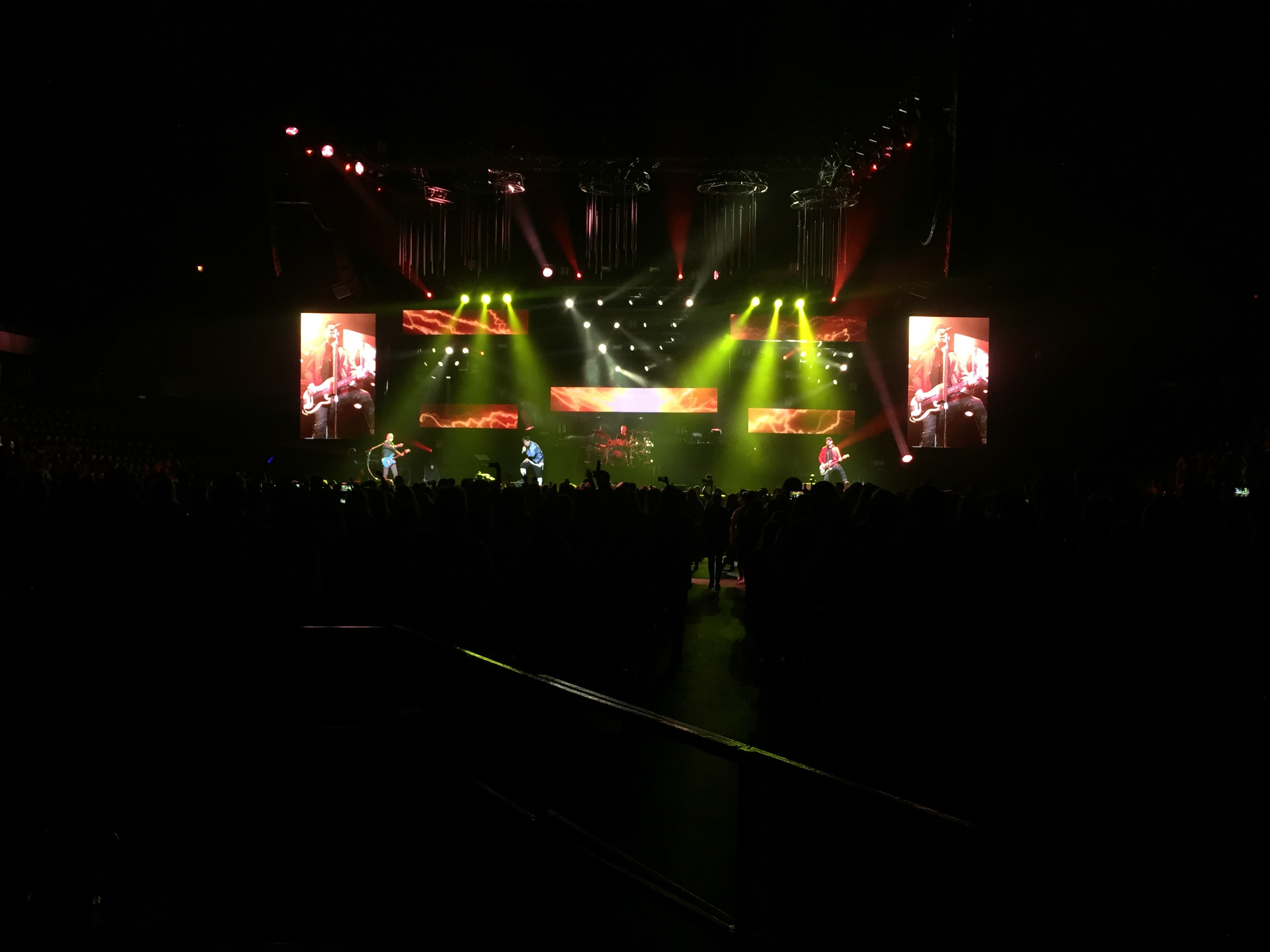 Hedley Tour LED & IMAG