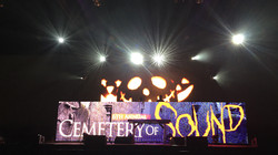 Spooky LED @ Cemetery of Sound