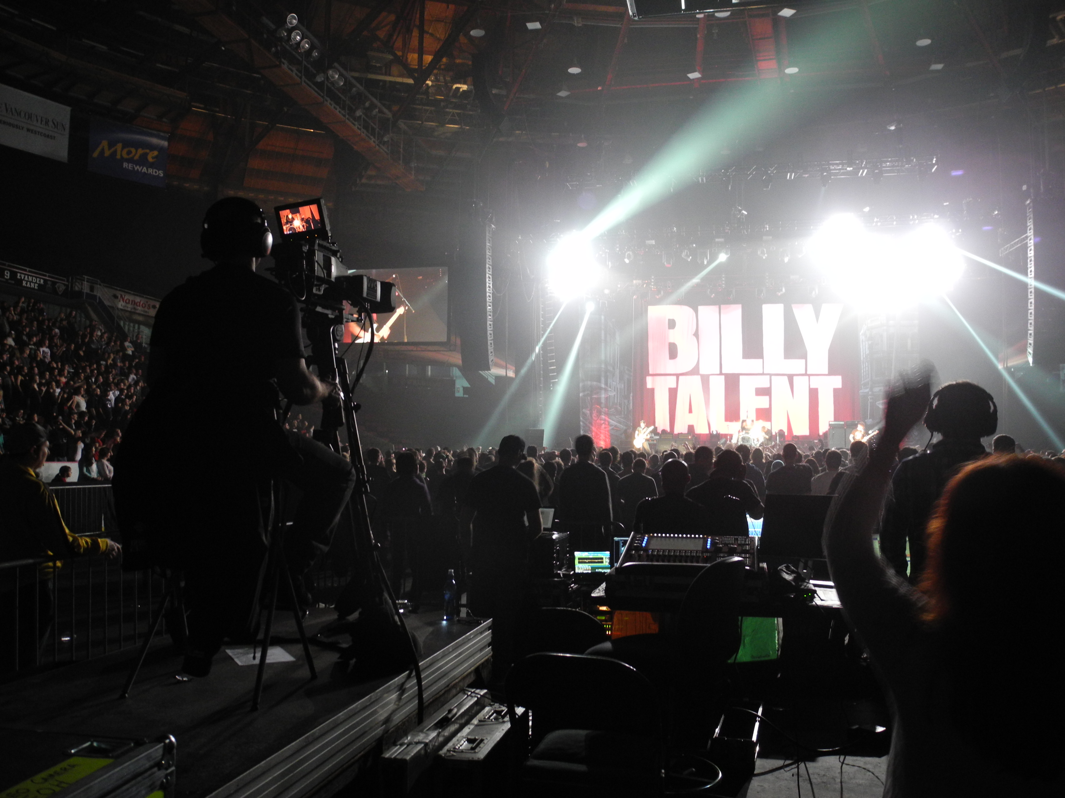 Billy Talent Tour