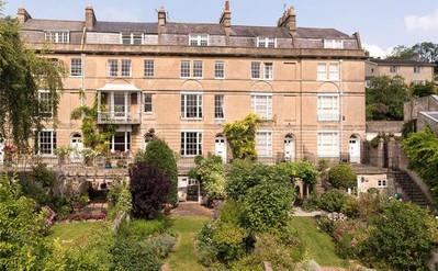 Widcombe Terrace, Bath