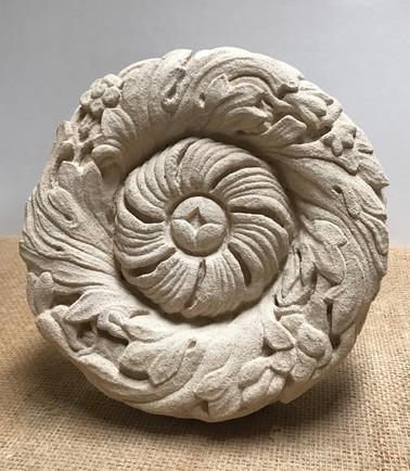 Acanthus Roundel