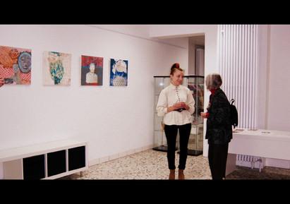 Ausstellung Saarbrücken 2013