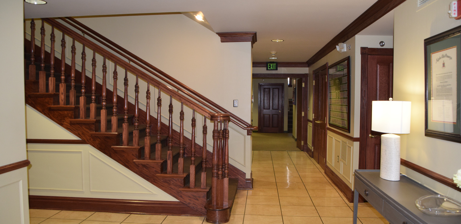 Main Staircase/Hallway