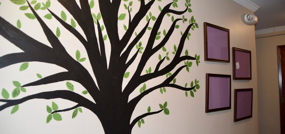 Senior Tree