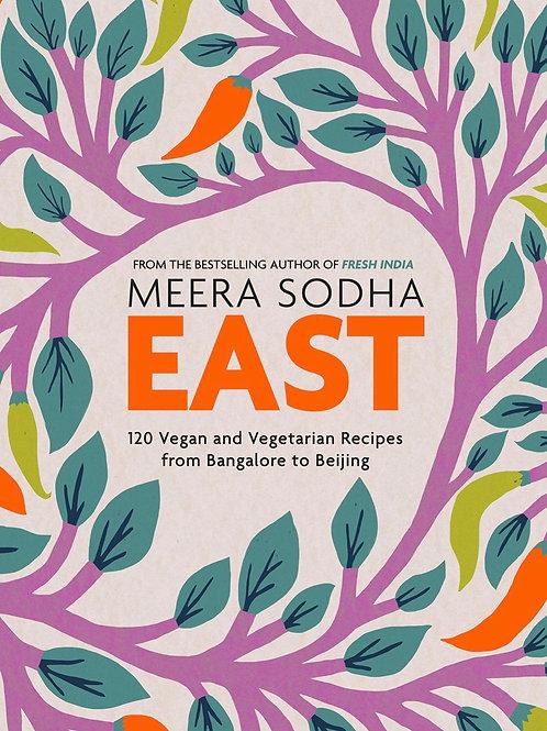 East Vegan and Vegetarian recipe book