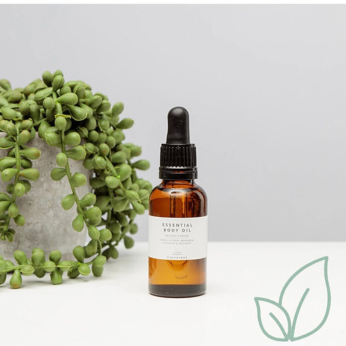 Balance and renew neroli essential body oil