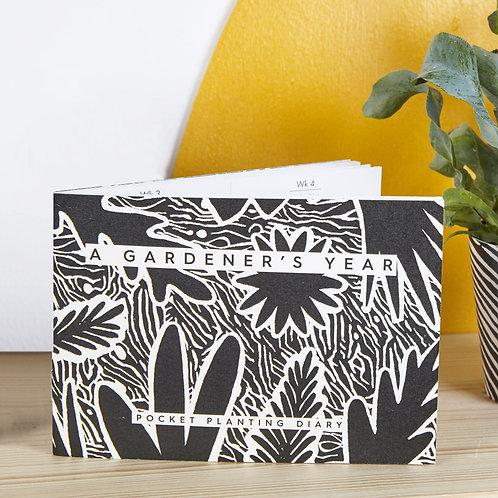 Studio Wald A Gardeners Year Diary