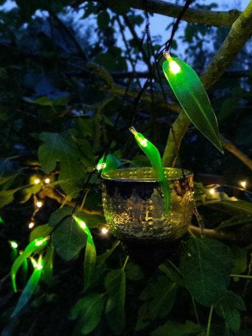Outdoor Leaf Fantasy Lights