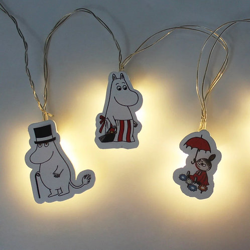 House of Disaster Moomin Battery Operated String Lights