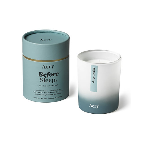 Aery Before Sleep Scented Candle