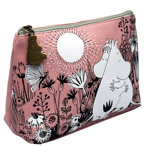 House of Disaster Moomin Love Makeup Bag