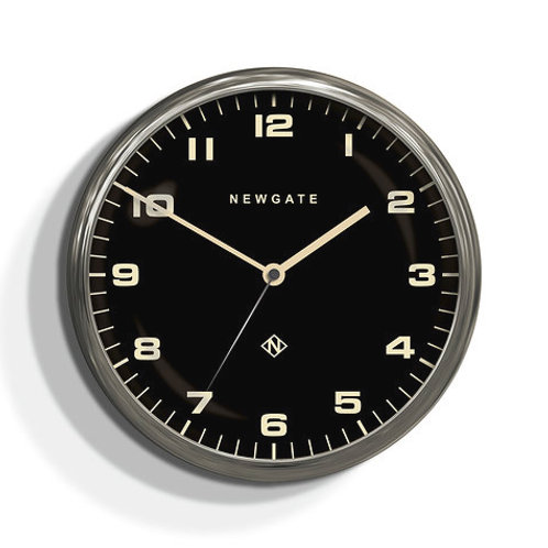 Newgate Chrysler Wall Clock
