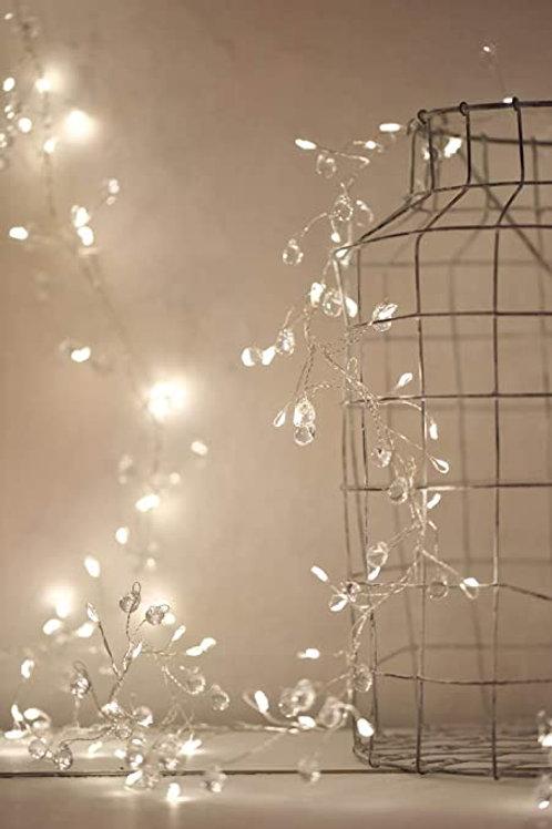 Crystal Cluster Fairy Lights