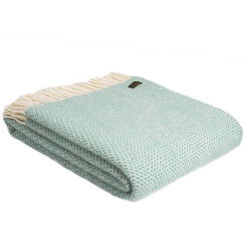 Tweedmill Pure New Wool Beehive Throw
