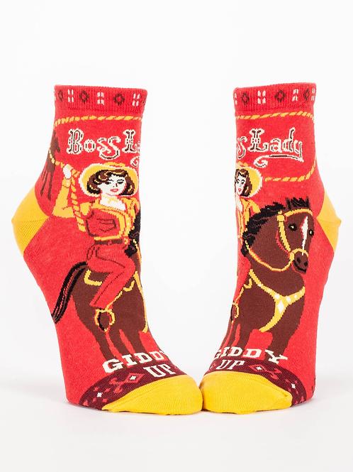 Blue Q Women's Ankle Socks